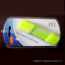 BT-1016 plastic hid flashlight