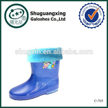 disposable rain shoe cover for kids rain boots factory winter/C-705