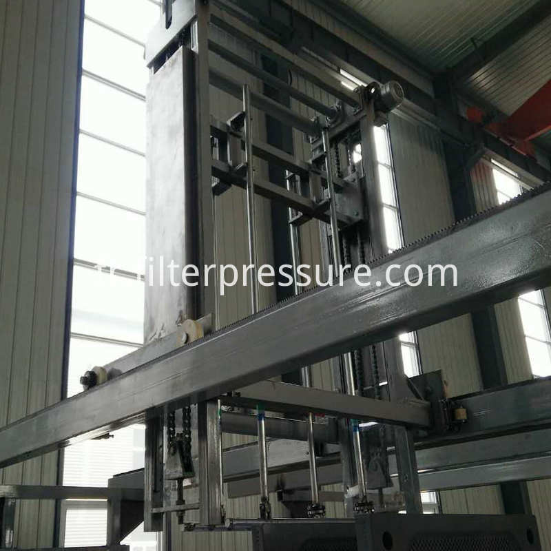 Auto Clean Chamber Filter Press