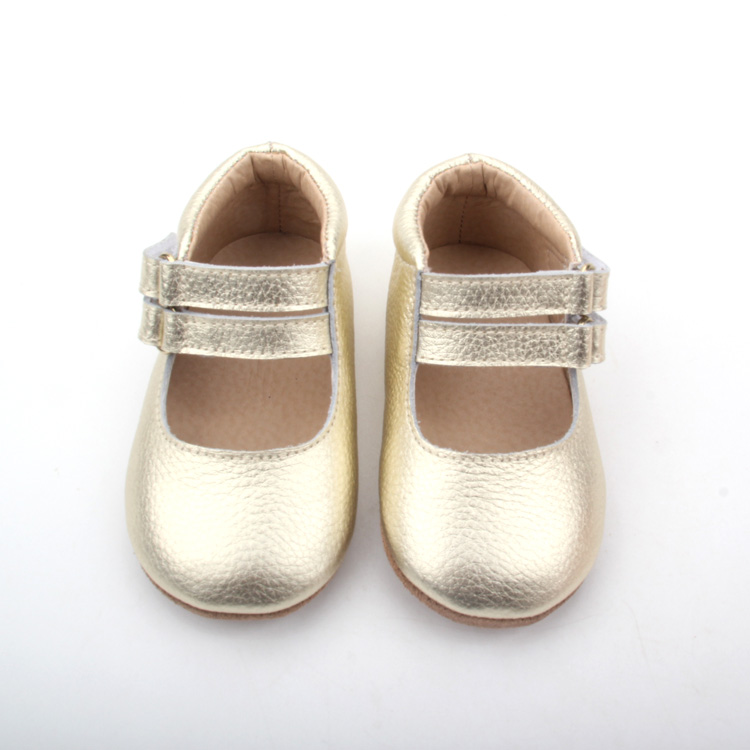 Leather Baby Girl Casual Shoes