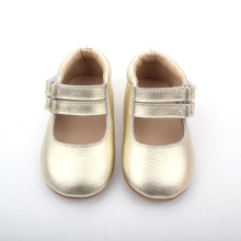 Factory OEM Läder Baby Girl Casual Shoes