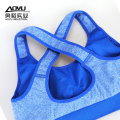 Venta al por mayor Bra Factory Sexy Sports Seamless Yoga Bra