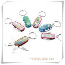 Werbe Schlüsselanhänger für Promotion Geschenk (PG03057)