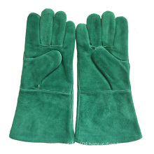 Industrial Safety Leather Gloves for Welding