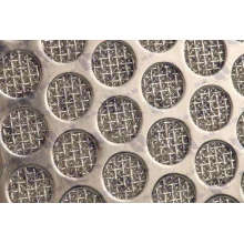 Perforerad Multi-lager Sintrad Wire Mesh