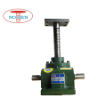 30 Ton motorized worm gear machine screw jacks