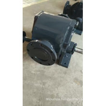 Pinch insulation asphalt pump high temperature pump