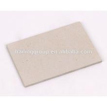 Placa reforçada 4-30mm do silicato do cálcio da fibra da areia