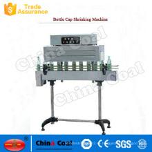 Máquina de etiquetado de la botella / máquina del envoltorio retractor de alta calidad BSS-1538C