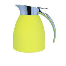 Pot à café classique en acier inoxydable à vide avec couleur revêtue Svp-300I