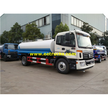 Foton 12ton Water Spinkling Tank Trucks