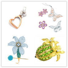 Valentine Fashion Silver Jewelrys
