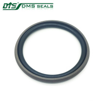 bronze PTFE piston seal for hydraulic seal GSD