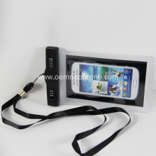 Popular Transparent PVC Waterproof Phone Covers