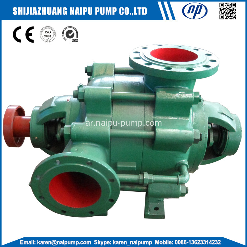 DG Multistage Clean Water Pumps
