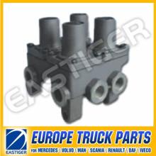 Peças de caminhão para válvula de proteção de quatro circuitos 9347022100