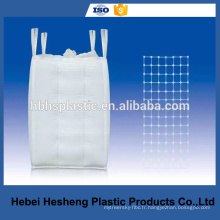 Récipient en vrac flexible PP grand sac avec déflecteur