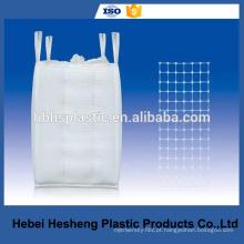Recipiente grande em massa PP grande saco com defletor