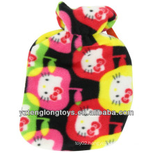 Wholesale Fleece Covered Hot Water Bottles