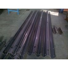 Plastic Sprayed Hot-Dipped Highway Guardrail Roll Forming Machine Manufacturer Dubai