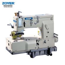 ZY1412P 12 needle double chain stitch sewing machinery