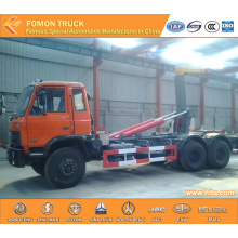 DONGFENG 6X4 20m3 arm type garbage truck