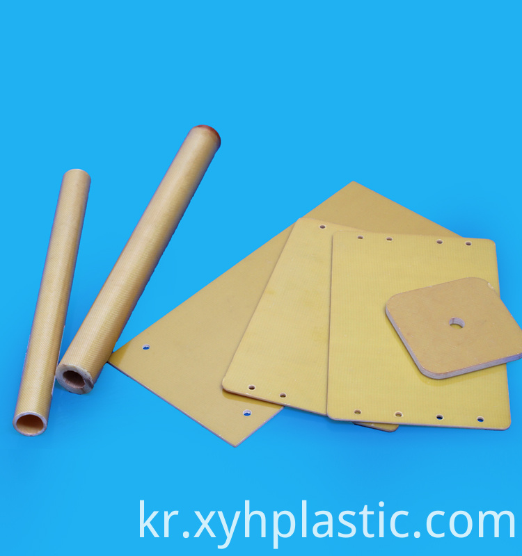 Yellow Glass Epoxy 3240