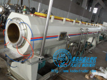 355-630 PE water supply pipe production line