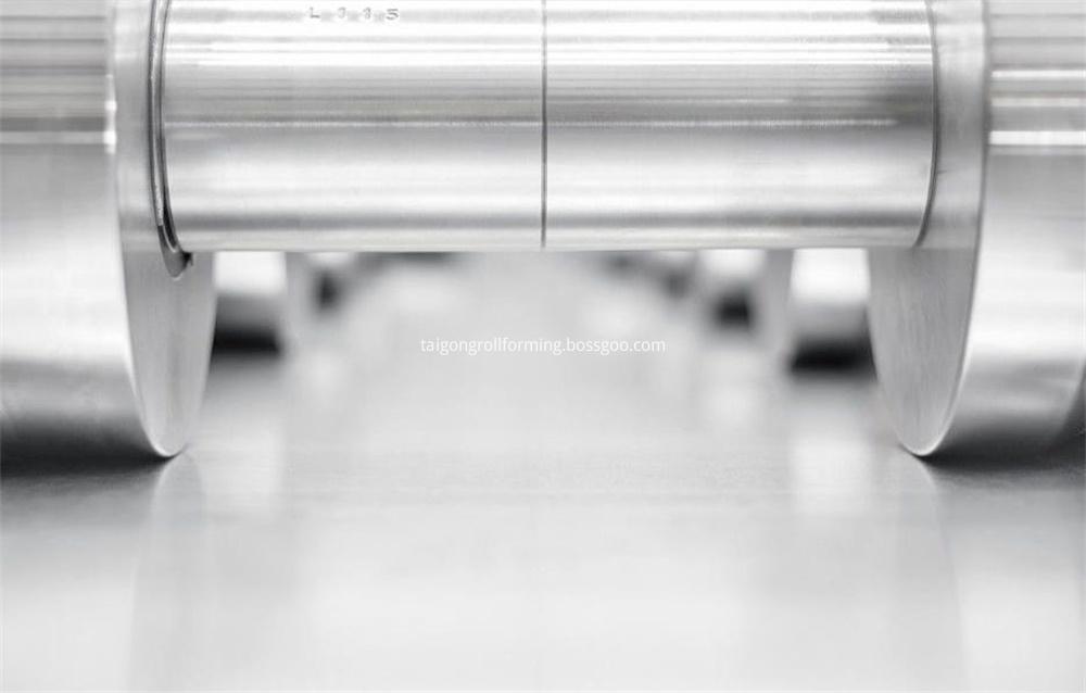Cz Purlin Roll Forming Machine