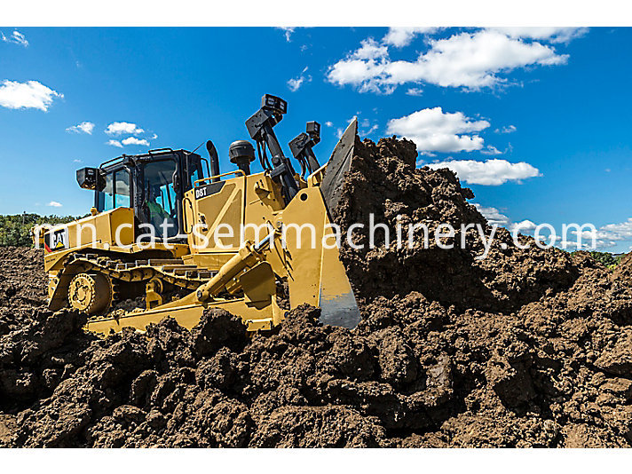 Cat D8t crawler bulldozer