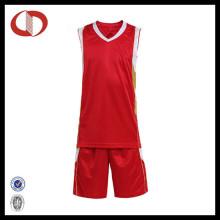 China Günstige Großhandel Mann Basketball Uniformen