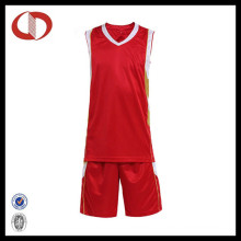 China Cheap Wholesale Man Basketball Uniforms