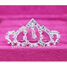 crystal pageant crown