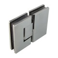 Doble Cilindro Ducha Bisagra Cristal Hardware (CR-Y04-T)