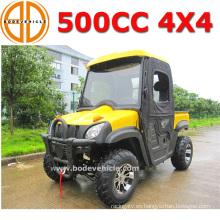 Bode calidad garantizada 500cc 4X4 UTV en venta precio de fábrica