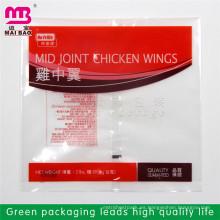 Sistema de control de calidad avanzado alta barrera fideos instantáneos bolsa de envasado de alimentos envasado al vacío