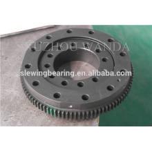 Cojinete de anillo de engranaje giratorio de recubrimiento negro CCS usado para equipo de oscilación