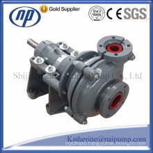 High Pressure and Single-Stage Pump Structure Small Slurry Pump (ZJ)