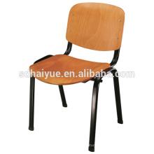 Asiento de madera de la silla de Studen de los muebles de la escuela de la venta directa de la fábrica