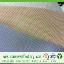 Tela no tejida de los PP Factories