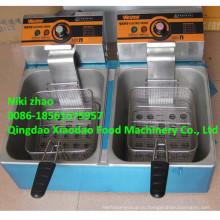 Коммерческая фритюрница Frying Machine Электрическая машина для жарки куриных