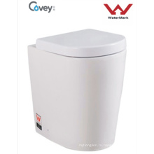 Умывальник с двойным туалетом / керамическим туалетом (CVT6011)