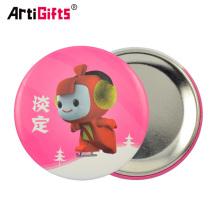 Boutons en plastique faits sur commande de goupille de bouton d'insigne