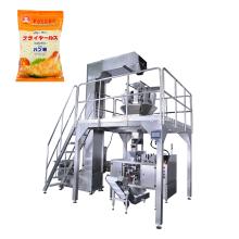 Brotkrümel vorgefertigte Verpackungsmaschine