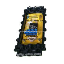 Caixa de fechamento de distribuição de fibra Splitter