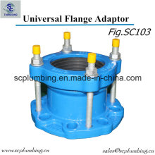 ODM&OEM Flexible Couplings and Flange Adapters