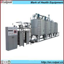 Système automatique de nettoyage / lavage automatique complet