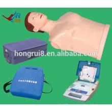 VENTAS CALIENTES RCP avanzado y AED Maniquí de entrenamiento, RCP AED