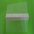 Perforated+PVC+Corner+with+Fiberglass+Mesh+Angle+Bead