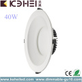 "LED Downlight 40W 10 ""Anillo"